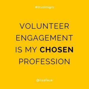 Chosen profession